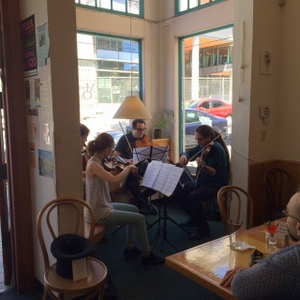 BERKELEY-Tele-Musical Offering cafe-quartet 1-c2015 Carole Terwilliger Meyers-iPhone-fnl-300pix