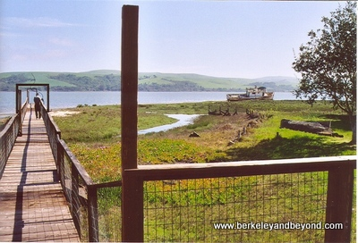 INVERNESS-Cottages on the Beach-View From Cabin-400pix(cCaroleTerwilligerMeyers)