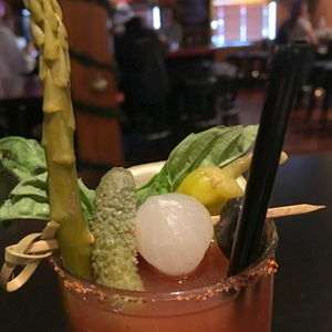 EMERYVILLE-Honor Kitchen-brunch-Bloody Mary salad-c2017 Carole Terwilliger Meyers-300pix