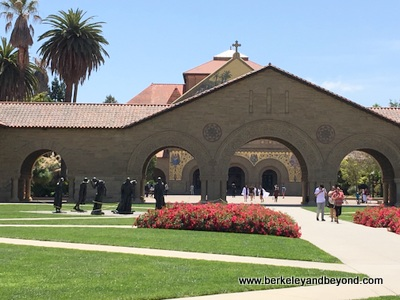 PALO ALTO-Stanford-Quadrangle 2-c2017 Carole Terwilliger Meyers--400pix