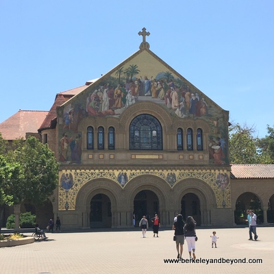 PALO ALTO-Stanford-Quadrangle-Stanford Memorial Church-exterior 2-c2017 Carole Terwilliger Meyers-400pix