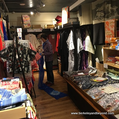 SF-Japantown-West Mall-Shige Kimono Store-interior 1-c2016 Carole Terwilliger Meyers-400pix