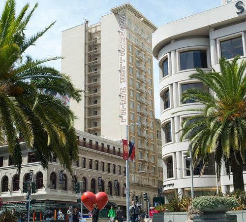 Hotel Union Square San Francisco Parking