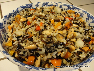 RECIPES-Wild Rice Salad-3-13-400pix(c2013 CaroleTerwilligerMeyers)