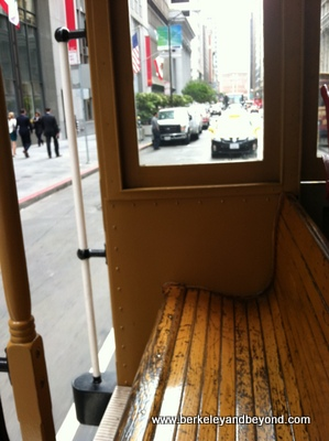 SF-cable car-empty1-6-13-400pix(iPhone-c2013CaroleTerwilligerMeyers)