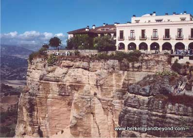 Spain-Ronda-ViewOfParador-reg-scan-400pix(cCaroleTerwilligerMeyers)