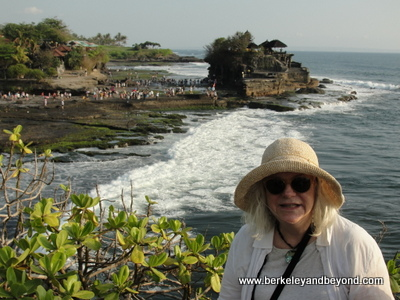 INDONESIA-BALI-Tanah Lot temple-Carole 2-c2015 Dayvee Sutton-400pix