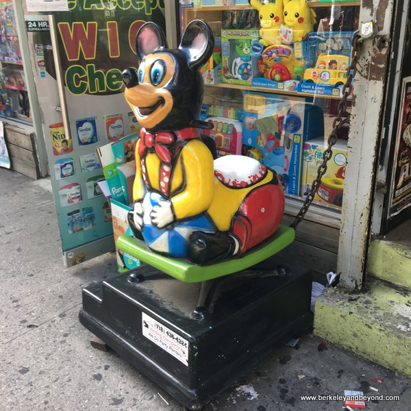 QUEENS-kiddie ride series-11-Mickey Mouse 1- Jackson Heights-c2017 Carole Terwilliger Meyers-600pix