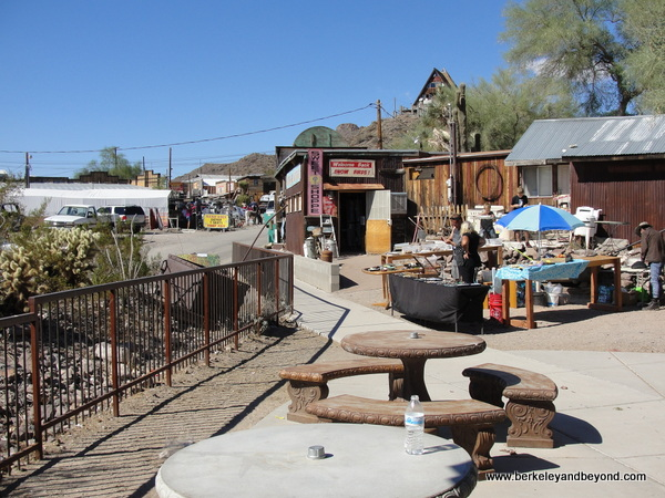 25-loos with a view-U.S.-Oatman, Arizona-c2015 Carole Terwilliger Meyers-600pix
