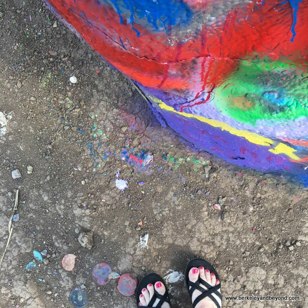 37-toes-U.S.-Texas-Amarillo-Cadillac Ranch-c2018 Carole Terwilliger Meyers-600pix
