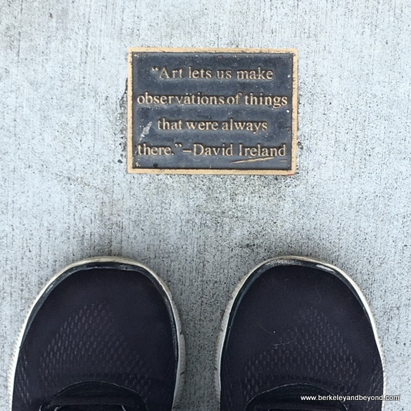 41-toes-U.S.-California-San Francisco-Mission-David Ireland House-art quotation plaque in sidewalk-c2018 Carole Terwilliger Meyers-600pix