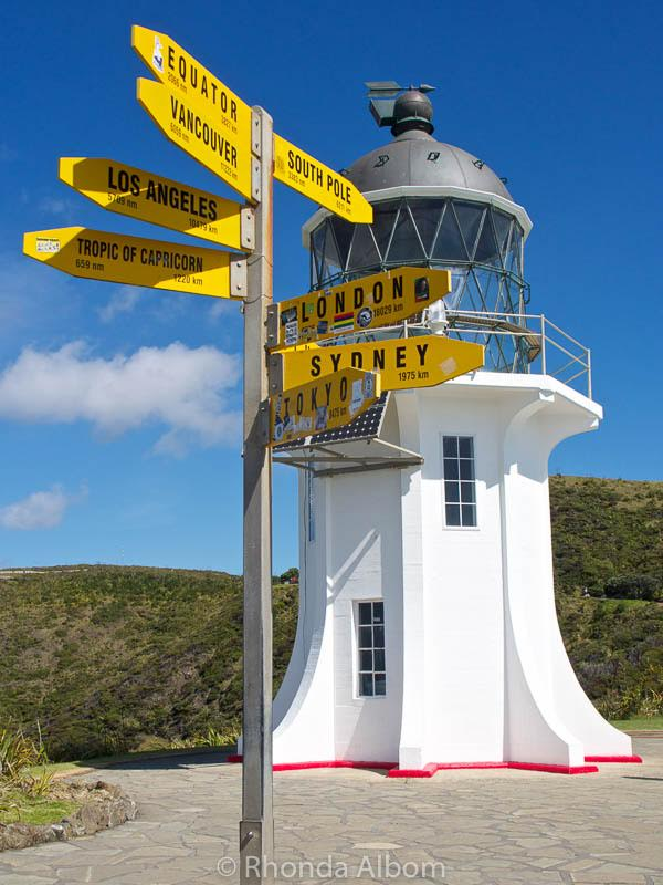 23-signposts-NEW ZEALAND-Cape Reinga-North Island-cRhonda Albom-orig