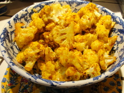 RECIPE-cauliflower-curry-c Carole Terwilliger Meyers-250pix