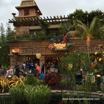 ANAHEIM-Downtown Disney-Rainforest Cafe-c2016 Carole Terwilliger Meyers-400pix